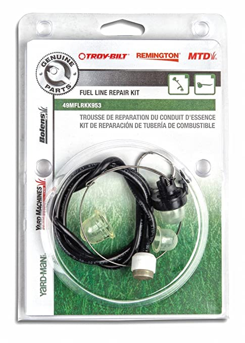 Amazon.com: MTD - Juego de cables de combustible para ...