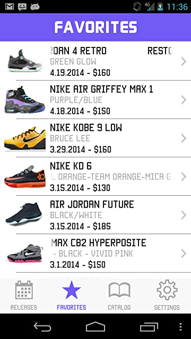 size 40 902cd 9292c Amazon.com  Sneaker Crush - Nike   Air Jordan Release Dates  Appstore for  Android