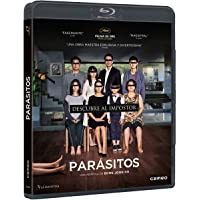 Parásitos [Blu-ray]