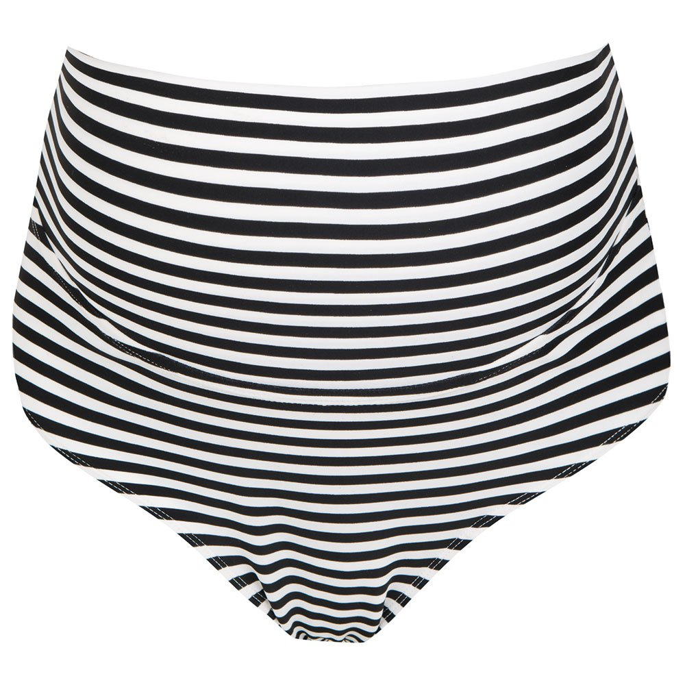 JoJo Maman B/éb/é D5022 Umstandstankini Black//White Stripe