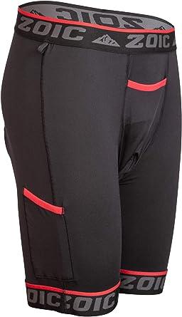 Men/'s ZOIC Carbon Liner Shorts