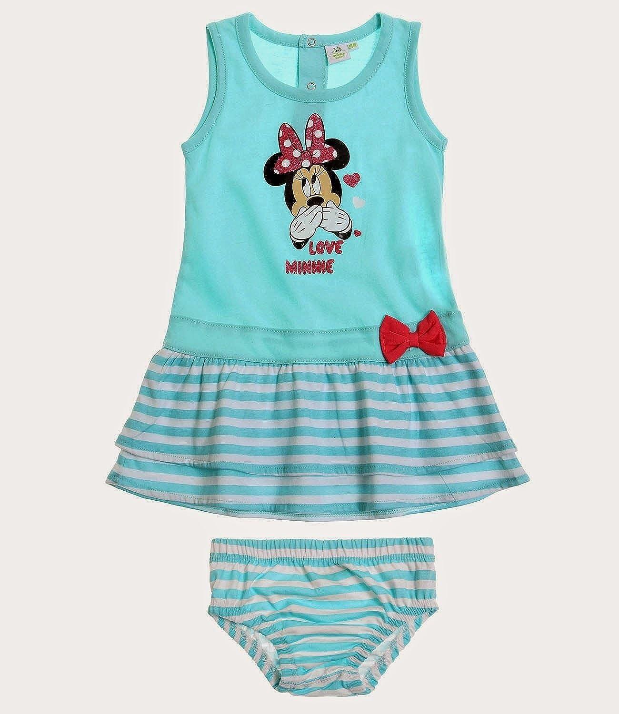 Disney Minnie Kleid & Slips pink