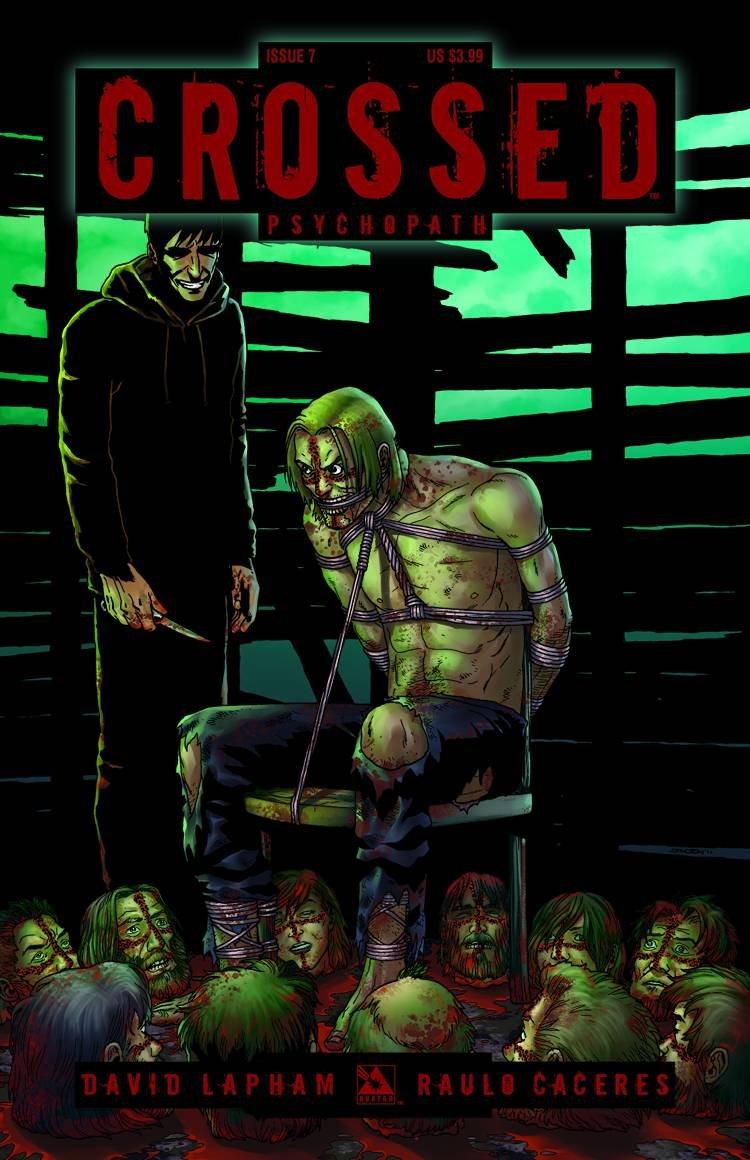 Crossed Psychopath #7 ebook
