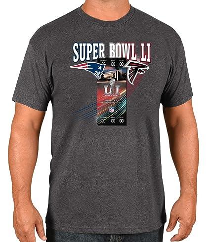Image Unavailable. Image not available for. Color  Majestic Atlanta Falcons  vs New England Patriots NFL Super Bowl 51 ... e805a1d39