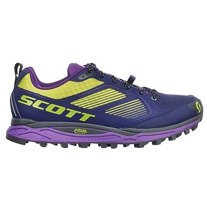 1fa931b2aa212 Scott Scarpe Running Kinabalu SUPERTRAC 2016 Lady (38-5 - Purple-Green)   Amazon.it  Sport e tempo libero