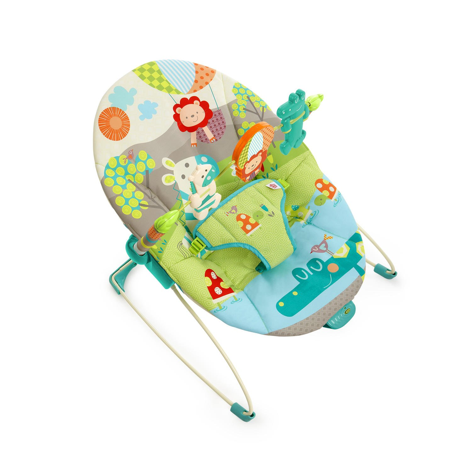 Amazon Bright Starts Bouncer Up Up & Away Discontinued by