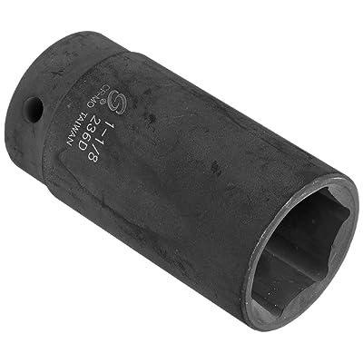 "Sunex 236D 1/2"" Drive Deep Impact Socket - 1-1/8"""