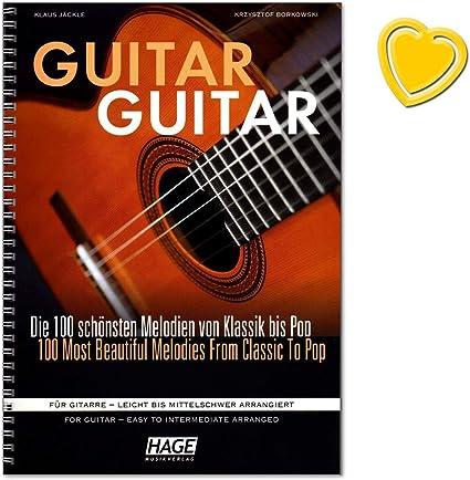 Guitar Guitar – Collection des 100 plus belles et les plus ...