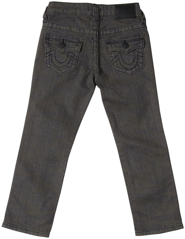a1d2407cd Amazon.com: True Religion Little Boys' Slim Fit Camo Jeans (Toddler/Kid) -  Ash: Clothing