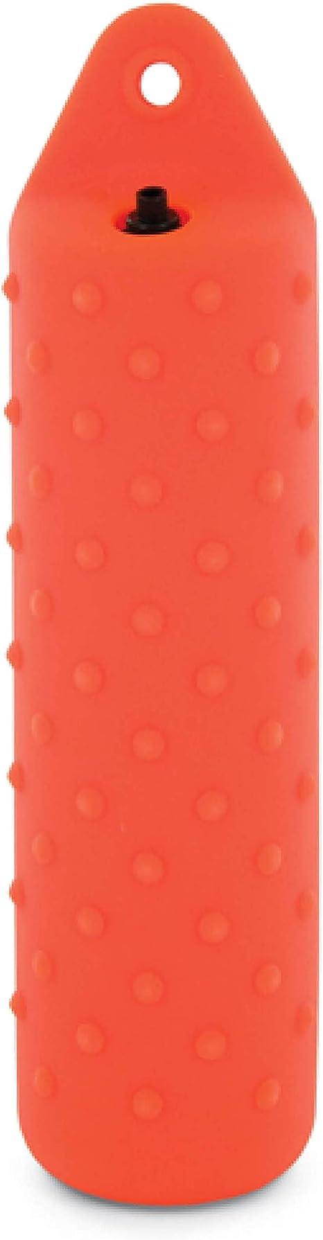 SportDOG 3 Genuine JUMBO Plastic FREE-BPA Dummy Orange B/&W /& White Sporting Dog