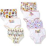 Disney Girls Incredibles 7-Pack Underwear Panties Underwear - Multi