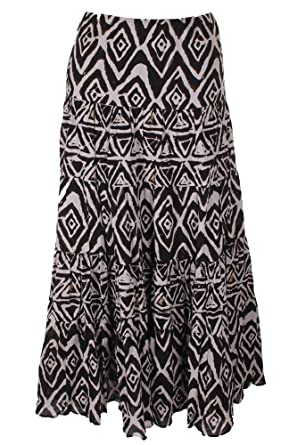 c4f9e6f6fa Lauren Ralph Lauren Women's Printed Maxi Skirt at Amazon Women's ...
