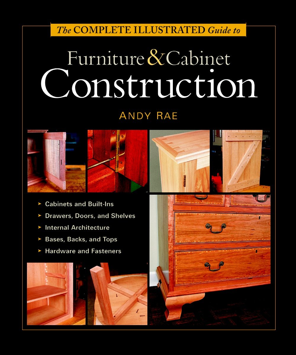 The Complete Illustrated Guide To Furniture Cabinet