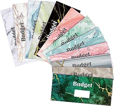 Dave Ramsey Cash Budgeting Envelopes 5 Laminated