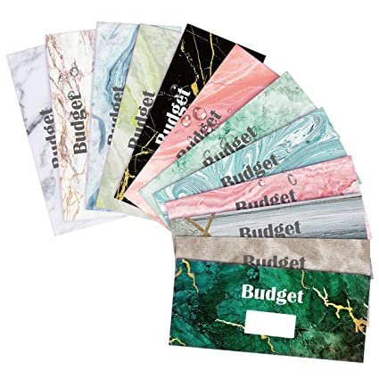 photo regarding Dave Ramsey Envelope System Printable known as Paperkiddo 12 Finances Envelopes for Revenue Laminated Funds Envelopes Dave Ramsey Course of action for Discounts 12 Spending budget Sheets 24 blank label stickers Marble