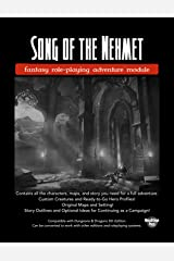 Song of the Nehmet: fantasy role-playing adventure module Kindle Edition