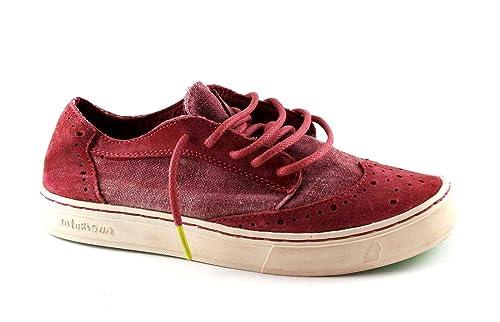SATORISAN Cordones Rojos 171013 Yukai Madera de sándalo Zapatos 41: Amazon.es: Zapatos y complementos