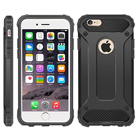 taglia 40 f97ef 7b624 iPhone 5 / 5S / SE Case, iPhone 5S Cover, [Survivor] Military-Duty Case -  Shockproof Impact Resistant Hybrid Heavy Duty [armor case] Dual Layer Armor  ...