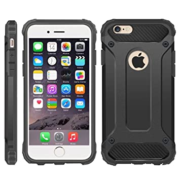 size 40 6a952 b37bc iPhone 5 / 5S / SE Case, iPhone 5S Cover, [Survivor] Military-Duty Case -  Shockproof Impact Resistant Hybrid Heavy Duty [armor case] Dual Layer Armor  ...