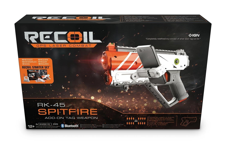 Spiele Goliath Toys Recoil GPS Laser Combat Starter Set