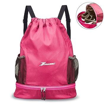 Garment Portatraje Ideal para Negocios Hombres Mujeres 4 en 1 Multiuso como Mochila Deeumy OZUKO Bolsa Porta Trajes Bolsa Duffels de Gimnasio con Compartimento de Zapatos
