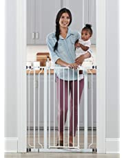 Regalo Baby Easy Step Extra Tall Safety Gate, 1-Pack