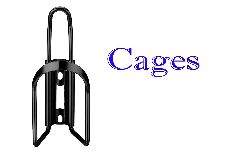 FGen 4pcs Sports Bicycle Bicycle Aluminum Alloy Bottle Cage Mountain Bike Bottle Cage