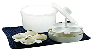 Signoraware Microwave Cooker Set, 3 Litres, 7-Pieces