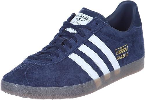 new concept adb8e 02d7c Adidas Gazelle OG M25337, Zapatillas Deportivas para Hombre, Color Azul,  Talla 40  Amazon.es  Zapatos y complementos