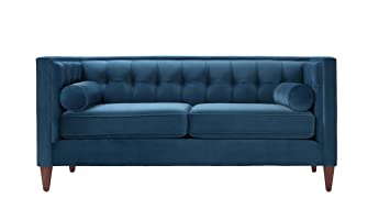 Amazon.com: Jennifer Taylor Home, tufted Loveseat ...