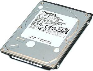 """Toshiba Hard Drive - 640 GB - Internal - 2.5"""" - SATA 3Gb/s - 5400 RPM - Buffer: 8 MB"""
