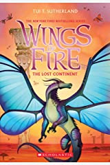 The Lost Continent (Wings of Fire, Book 11) Paperback