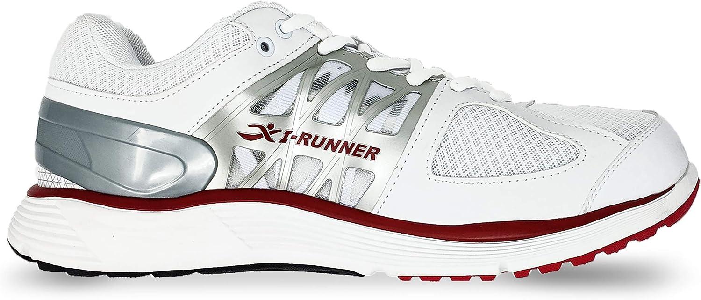 I-Runner Lincoln - Zapatillas de Deporte terapéuticas para Hombre ...