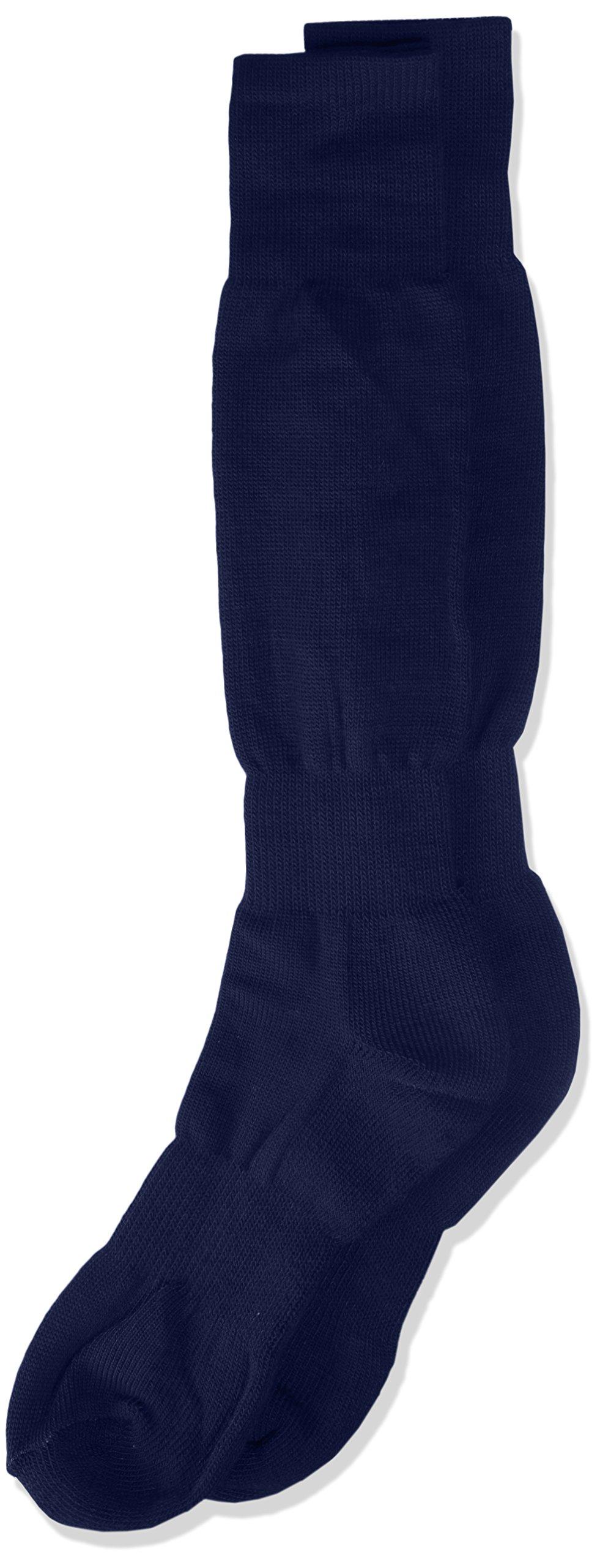 Junior H/T Baseball Socks, Navy, 6-8 1/2'' by TCK
