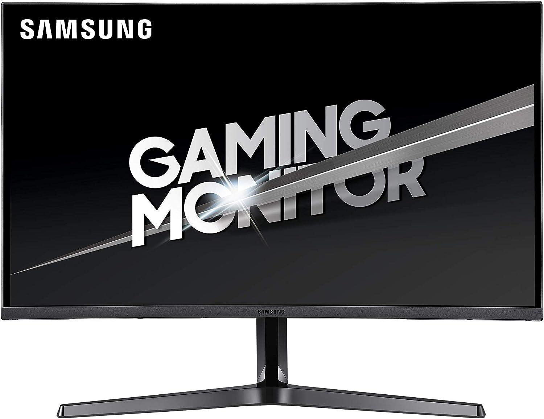 Samsung C27JG56QQUX - Monitor Curvo Gaming 27
