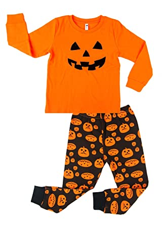 amazoncom kedera boys halloween pajamas kids pjs toddler sleepwear halloween clothes shirts clothing