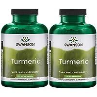 Swanson Turmeric Curcumin Antioxidant Joint Health Cardiovascular Liver Detox Mood...