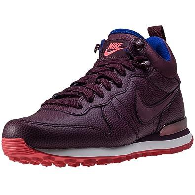 Nike 859549-600, Chaussures de Sport Femme, Rouge (Night Maroon/Night Maroon/Ember Glow), 37.5 EU