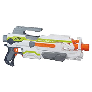 Amazon.com: Nerf Modulus Motorized Blaster (No accessories): Toys & Games