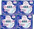 エリス 新・素肌感 羽つき 29cm (多い日の夜) 40枚(10枚×4パック)【まとめ買い】