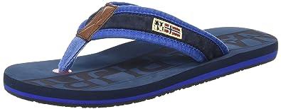 NAPAPIJRI FOOTWEAR Herren Toledo Zehentrenner, Blau (Blue Marine), 41 EU