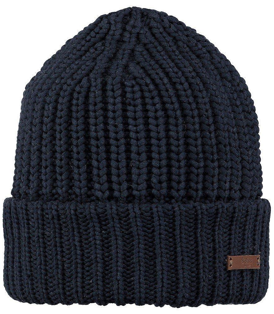 Barts Damen Baskenmütze Beckett Blau (Navy) 15-0000003458