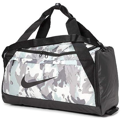 : NIKE Brasilia Printed Training Duffel Bag (Small