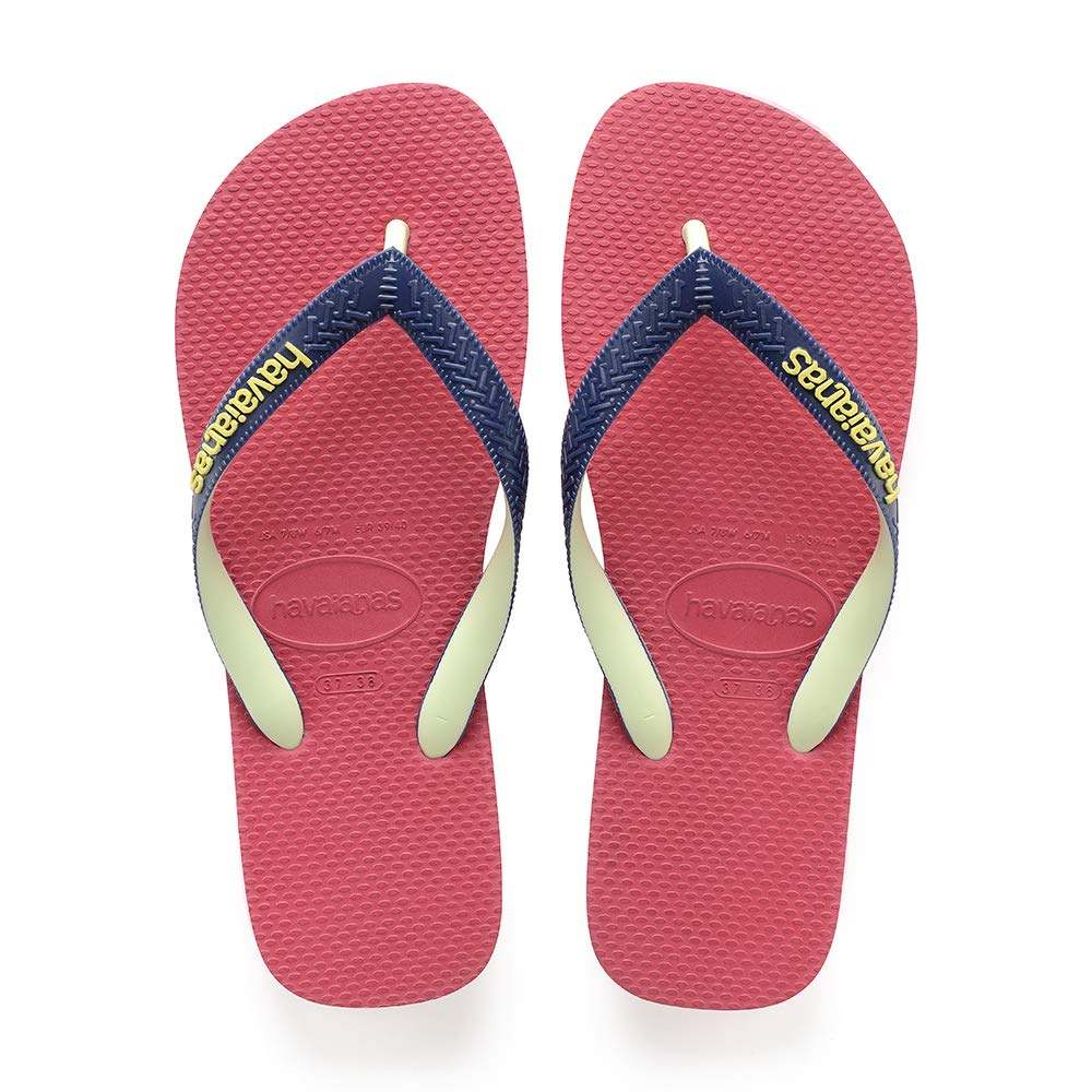 TALLA 37/38 EU. Havaianas Top Mix, Chanclas Unisex Adulto
