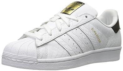 adidas Originals Superstar Jungen Sneaker, Weiß Ftwwht