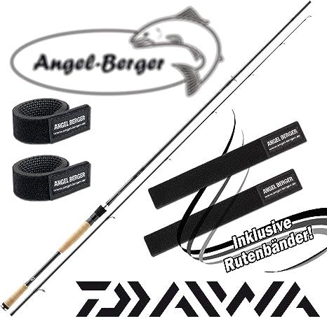 Caña de pescar Daiwa Lexa incluye Angel niedersfeld cañas de cinta Talla:2.40m: Amazon.es: Deportes y aire libre
