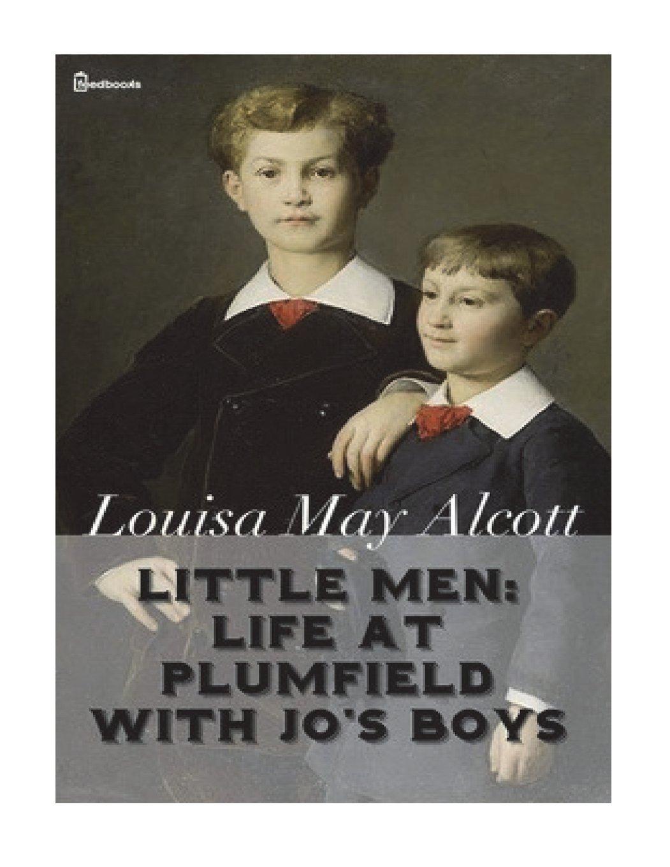 Little Men: Life At Plumfield With Jo's Boys ebook