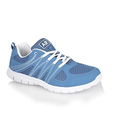 Mens Casual Lace Up Walking Running Gym Sports Boys Summer Trainers Shoes Size