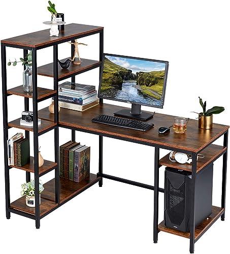 EROMMY 55 inch Computer Desk