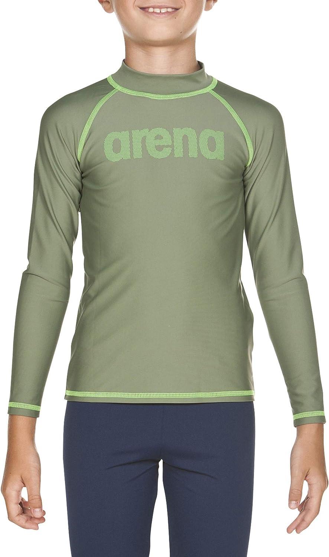 Maglietta UV ARENA Jungen Sonnenschutz Langarm Shirt Bambino